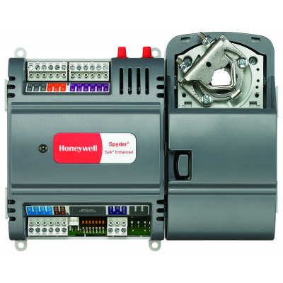 Honeywell Spyder ABA Controls Building Automation Contractor