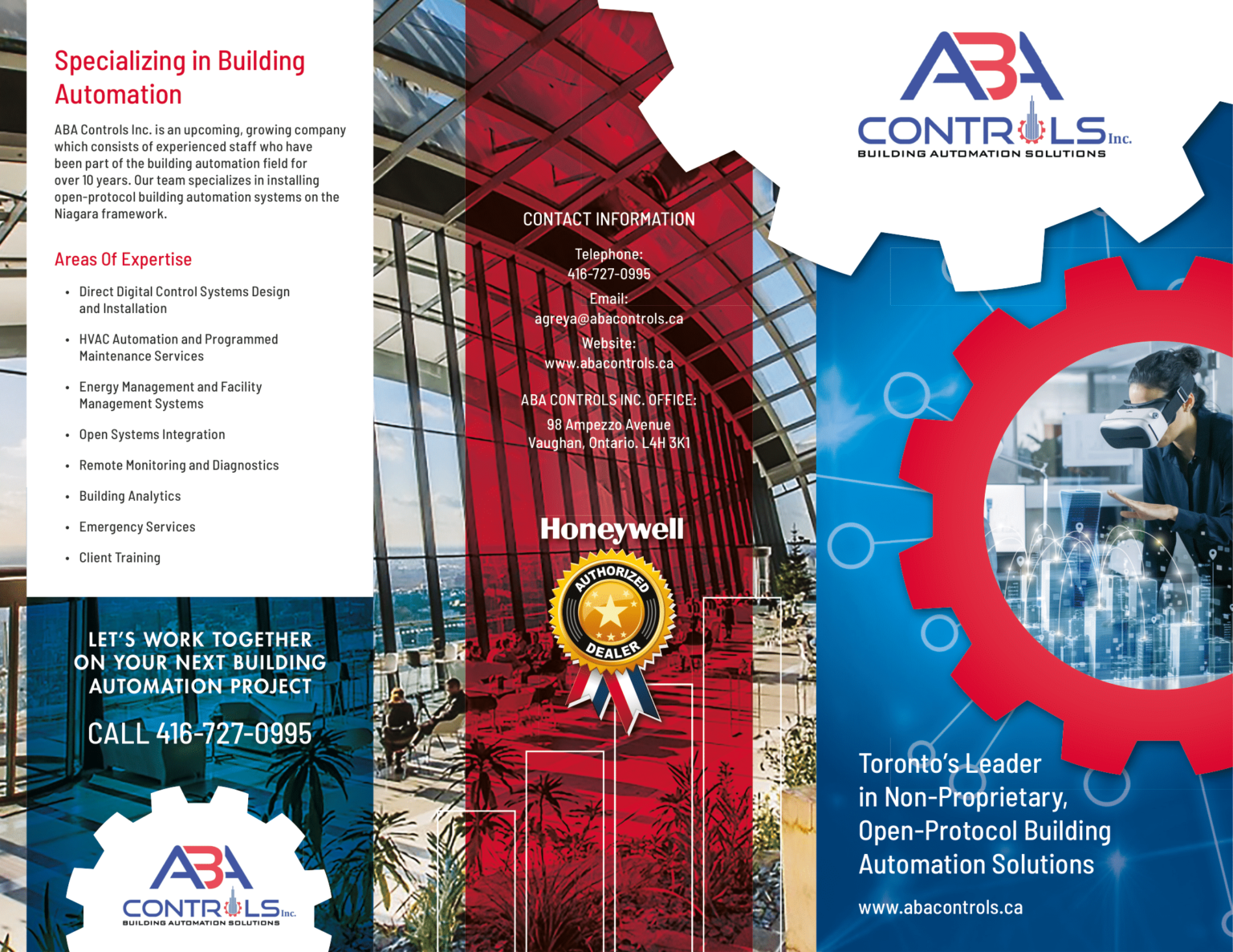 ABA Controls Building Automation Contractor